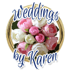 Weddings By Karen Logo